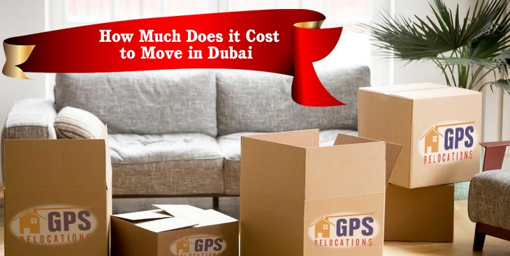 How Much Does it Cost to Move in Dubai