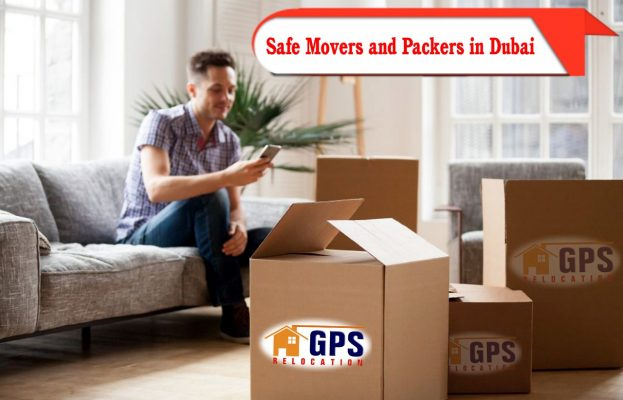 Safe Movers and Packers in Dubai